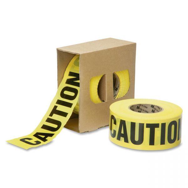 SKILCRAFT 3 mil CAUTION Barricade Tape