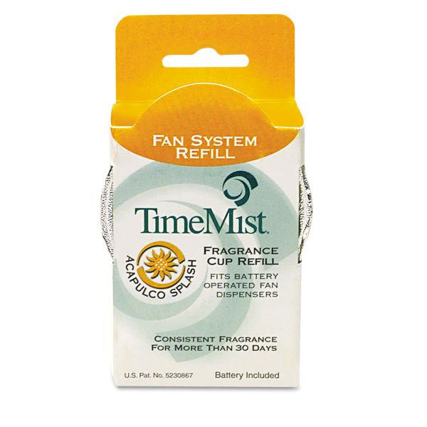 TimeMist Air Freshener Cup Refill