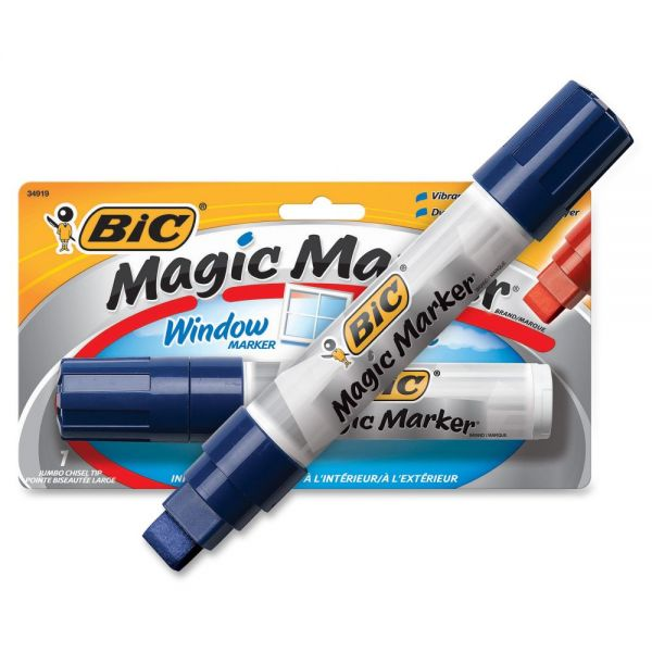 BIC Magic Marker Window Marker