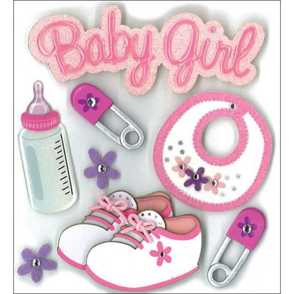 Jolee's Boutique Dimensional Stickers