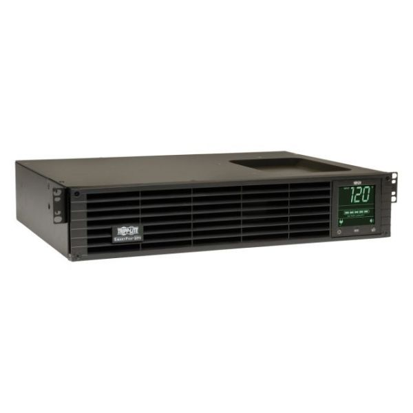 Tripp Lite UPS Smart 750VA 450W Rackmount AVR 120V Pure Sign Wave USB DB9 SNMP 2URM