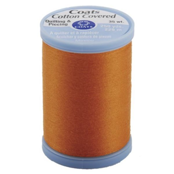 Cotton Covered Quilting & Piecing Thread 250yd