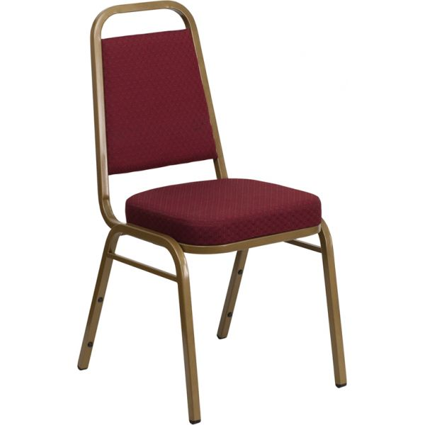 Flash Furniture Trapezoidal Back Stacking Banquet Chair