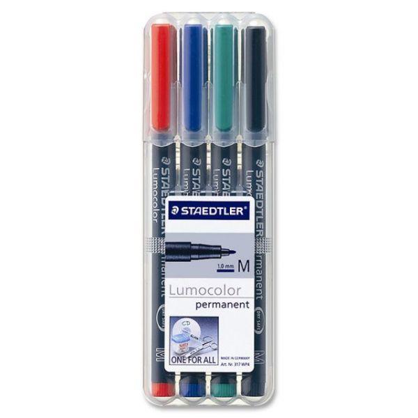 Staedtler Permanent Pens 317