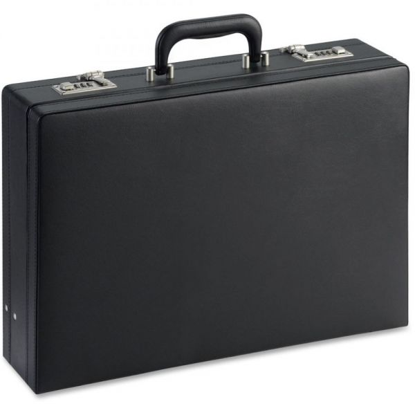 Lorell Carrying Case (Attaché) for Document - Black