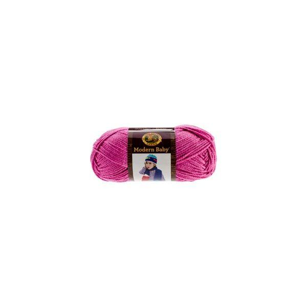 Lion Brand Modern Baby Yarn - Pink
