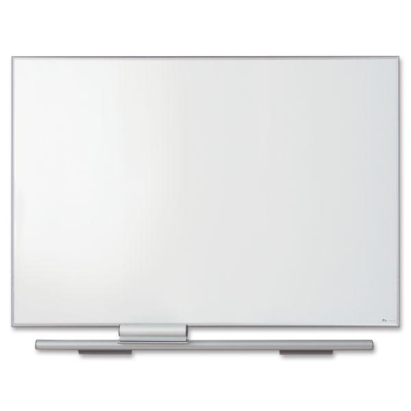"Iceberg 48"" x 34"" Polarity Magnetic Porcelain Dry Erase Whiteboard"