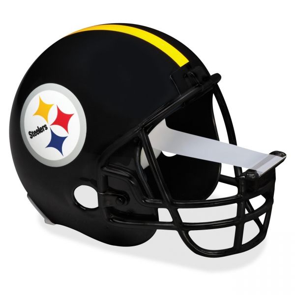 Scotch Pittsburgh Steelers NFL Helmet Tape Dispenser