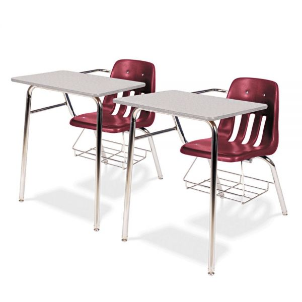 Virco 9400 Classic Series Chair Desk