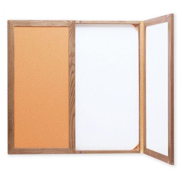 Quartet Slim-Line Conference Room Cabinet