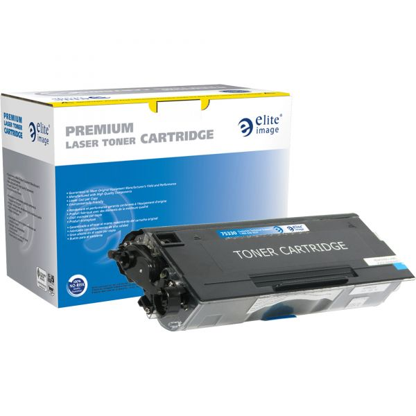 Elite Image Remanufactured Toner Cartridge - Alternative for Brother (TN550)