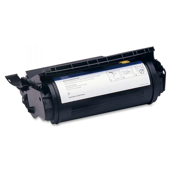 IBM 28P2010 Black High Yield Toner Cartridge