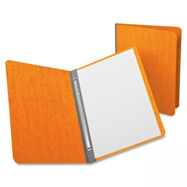 Oxford Tangerine PressGuard Report Cover