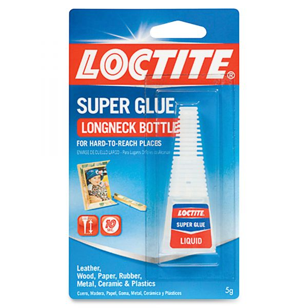 Loctite Super Glue Longneck Bottle