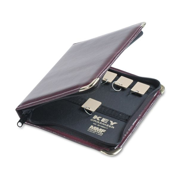 MMF Industries Zippered Carrying Case for Keys