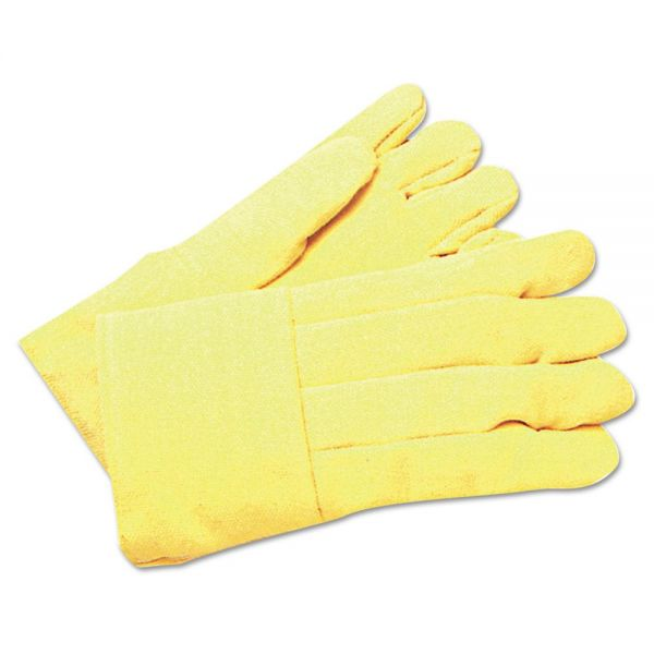 Anchor Brand K-37Wl Kevlar High-Heat Wool-Lined Gloves, Large