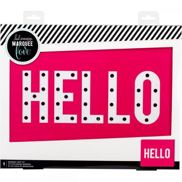 Heidi Swapp Marquee Love Box
