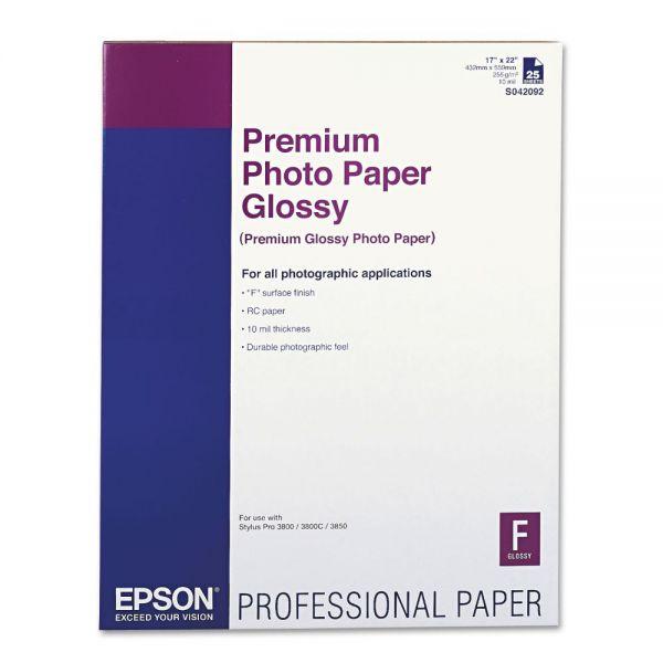 Epson Glossy Premium Glossy Photo Paper