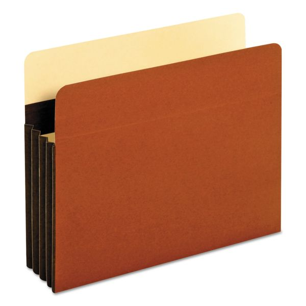 Pendaflex Extra Wide Redrope Accordion File Pockets