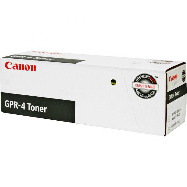 Canon GPR-4 Black Toner Cartridge (4234A003AA)