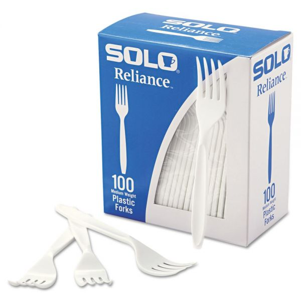 SOLO Reliance Mediumweight Forks