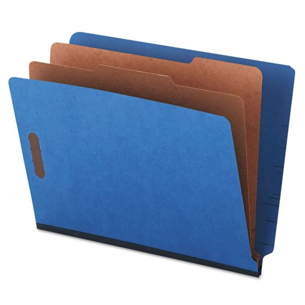 Universal End Tab Pressboard Classification Folders
