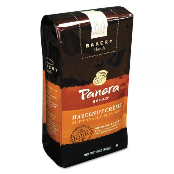 Panera Bread Hazelnut Creme Ground Coffee (3/4 lb)
