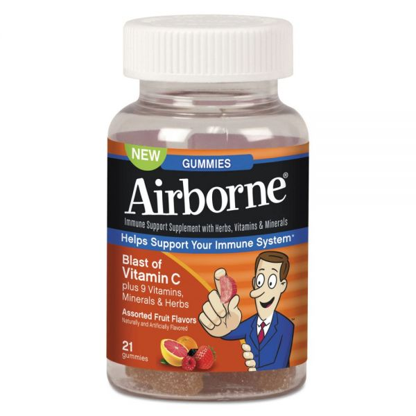 Airborne Blast Of Vitamin C Gummies