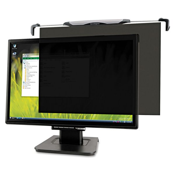 "Kensington Snap2 Privacy Screen for 19"" Widescreen LCD Monitors"