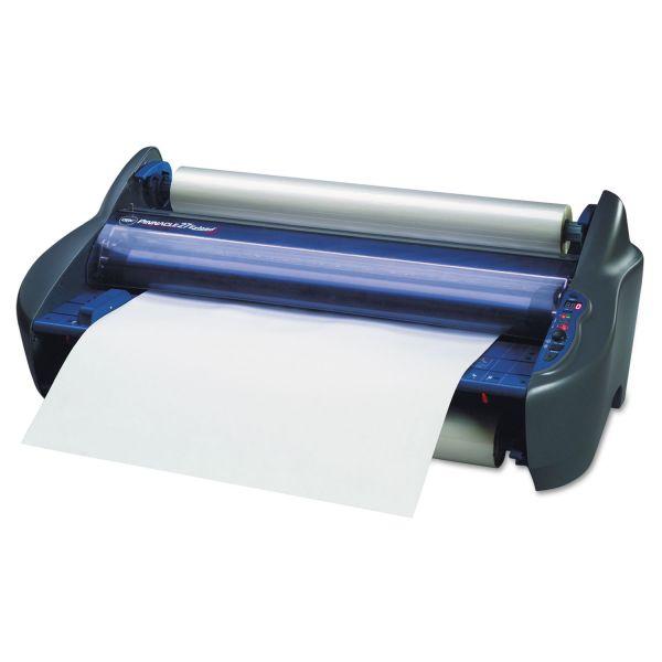 GBC Pinnacle 27 EZload Roll Laminator