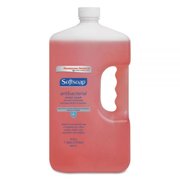 Softsoap Antibacterial Liquid Hand Soap Refills