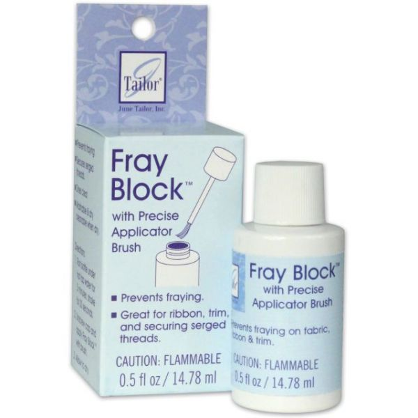 Brush On Fray Block