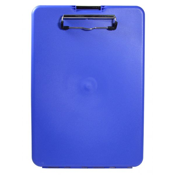 Saunders SlimMate Plastic Storage Clipboard