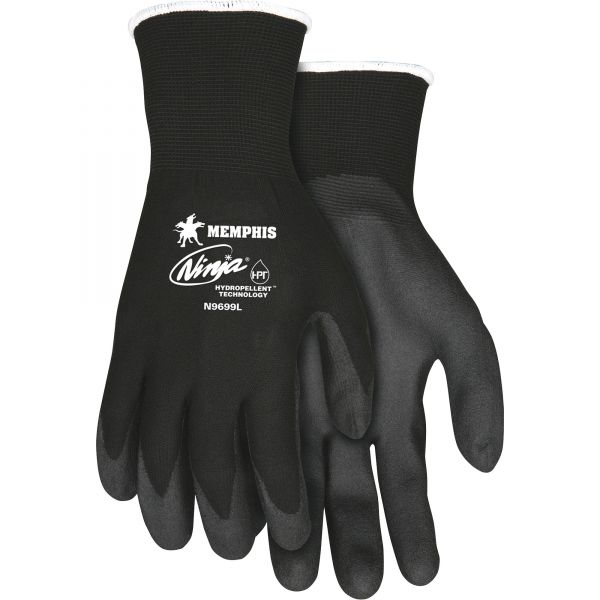 MCR Safety Ninja HPT Nylon Safety Gloves