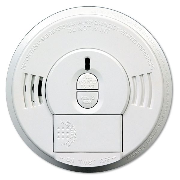 Kidde Battery-Operated Smoke Detector