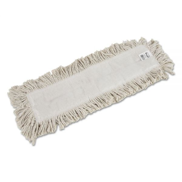 Rubbermaid Commercial Cut-End Blended Dust Mop Heads