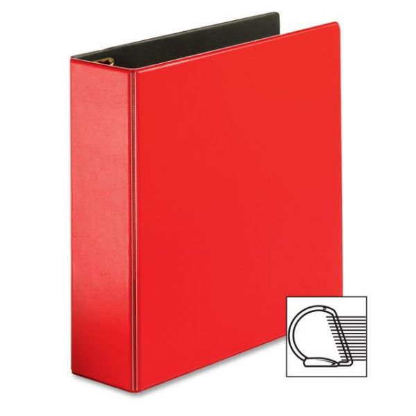 "Cardinal EasyOpen Locking 3"" 3-Ring Binder"