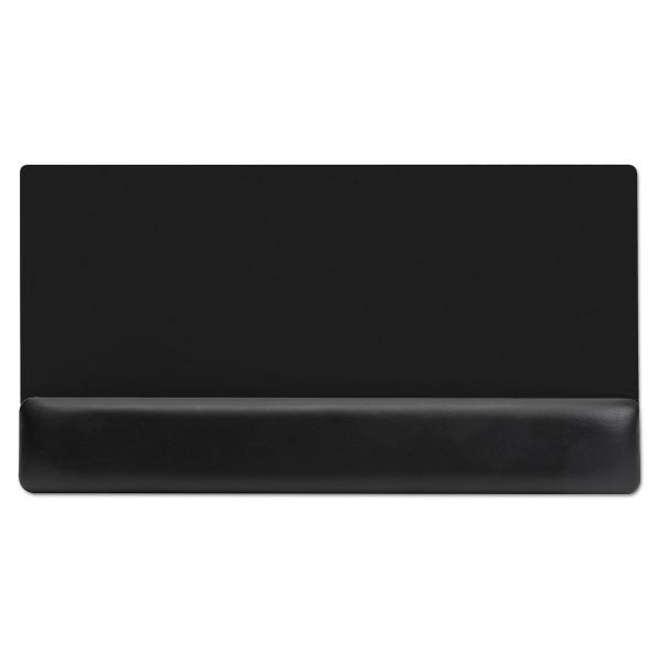 Kelly Computer Supply Keyboard Wrist Rest, Non-Skid Base, Foam, 19 x 10 x 1, Black