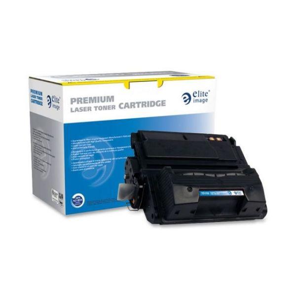 Elite Image Remanufactured HP 42X (Q5942X) Toner Cartridge