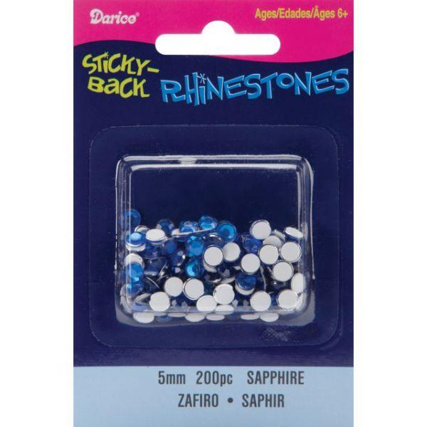 Darice Sticky-Back Rhinestones