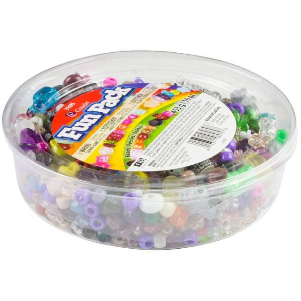 Fun Pack Beads 16oz