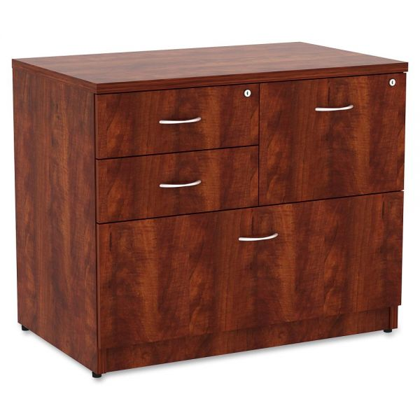 Lorell Essentials 4-Drawer Lateral File Cabinet