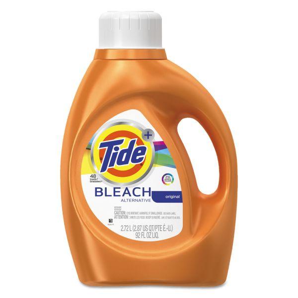Tide Liquid Laundry Detergent plus Bleach Alternative