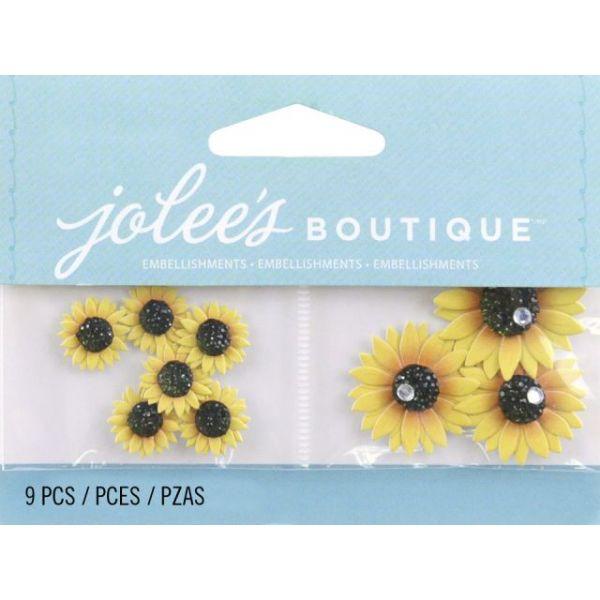 Jolee's Boutique Dimensional Embellishments 9/Pkg