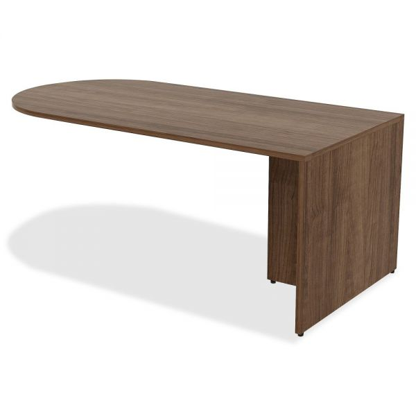 Lorell Peninsula Desk Shell