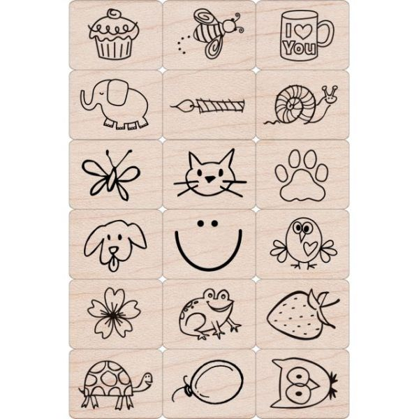 "Hero Arts Ink 'n Stamp Tub 3""X4"""