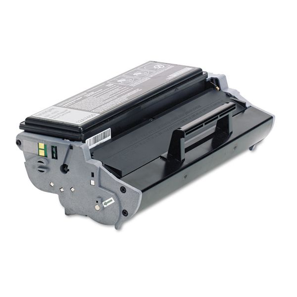 Lexmark 12A7400 Return Program Toner, 3000 Page-Yield, Black