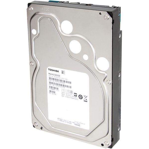 "Toshiba MG04SCA MG04SCA200E 2 TB 3.5"" Internal Hard Drive - SAS"