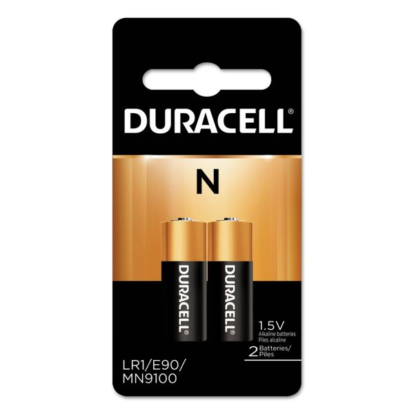Duracell N Medical Battery