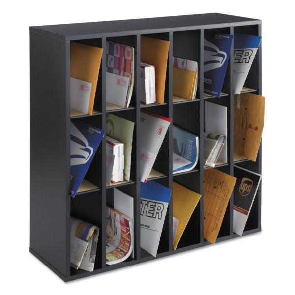 Safco Adjustable Mail Organizer